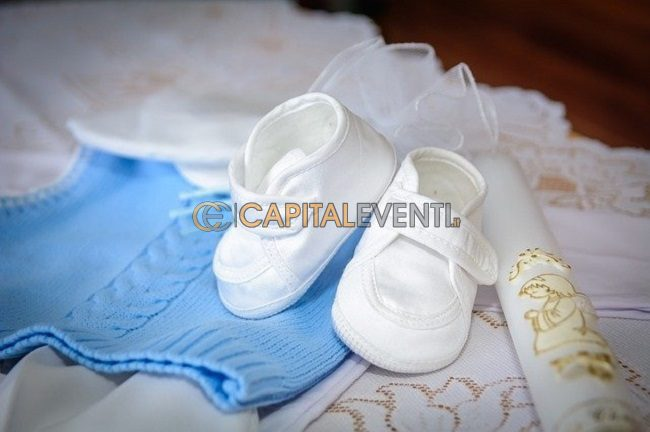 Organizzare il battesimo del proprio bimbo