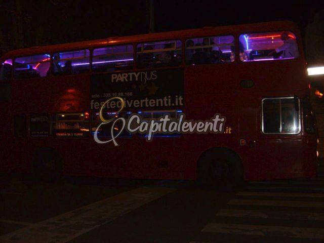 Festa Bus Inglese Roma 2
