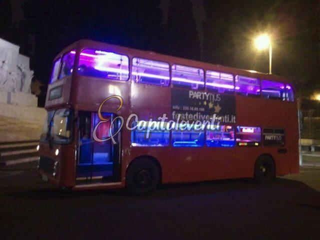 Festa Bus Inglese Roma 3
