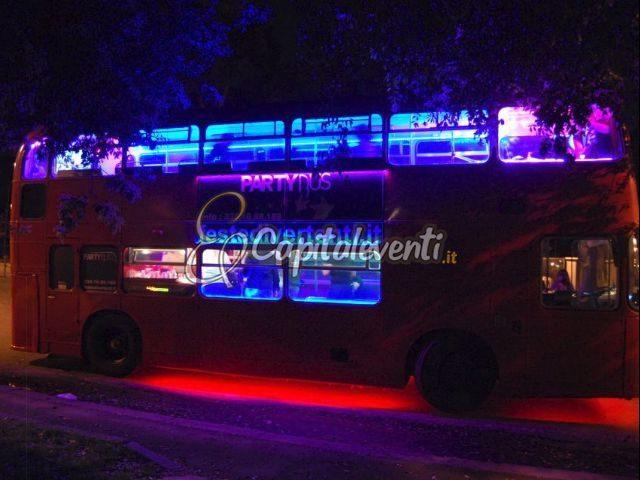 Festa Bus Inglese Roma 7