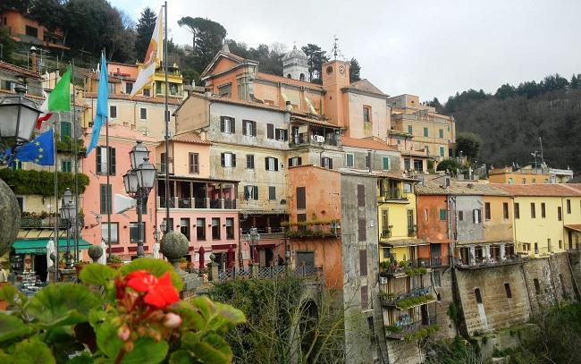 Paesi carini vicino Roma da visitare