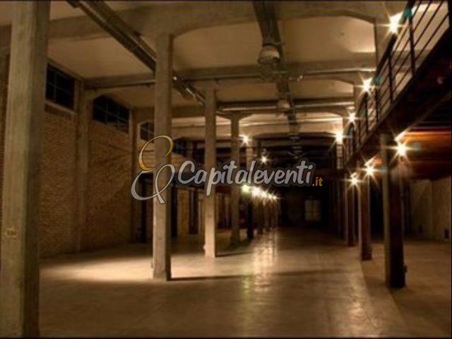 Officine Farneto Roma 1