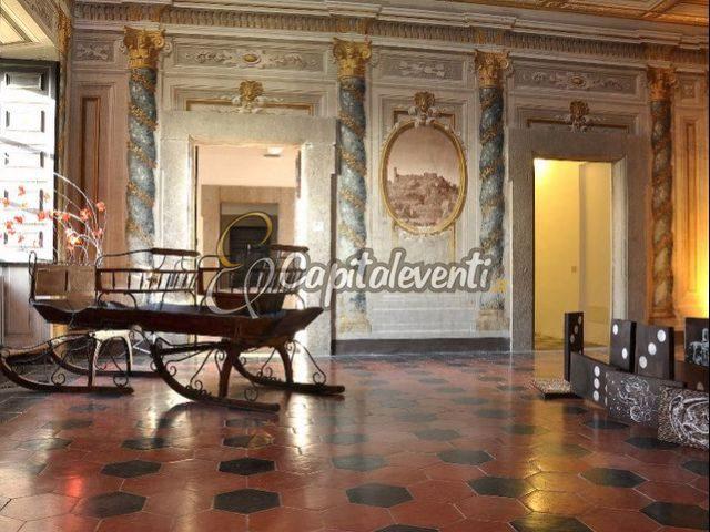 Palazzo Ferrajoli Roma 3