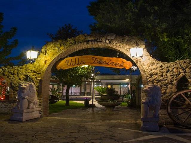 Villa Desiree Roma 6