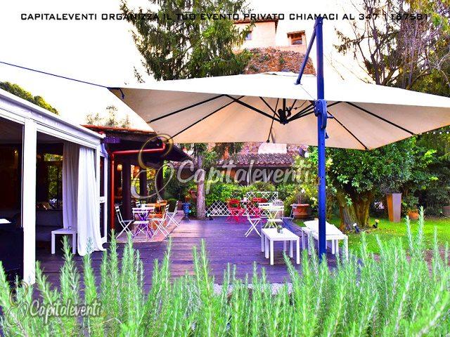 Villa Geta Roma 13