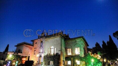 Villa Giovanelli Fogaccia Roma 1