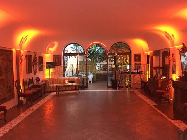 Villa Sospisio Trastevere Roma 1