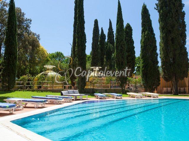 Villa Veientana Roma 10