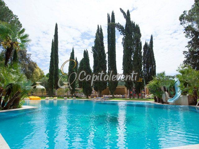 Villa Veientana Roma 3