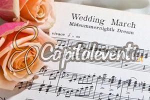 Musica adatta per matrimonio, come sceglierla: alcuni consigli