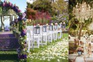 Organizzare un matrimonio all'aperto: consigli e idee