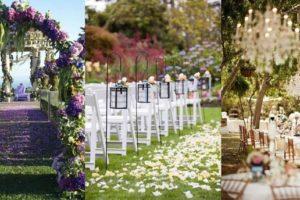 Organizzare Un Matrimonio All'Aperto