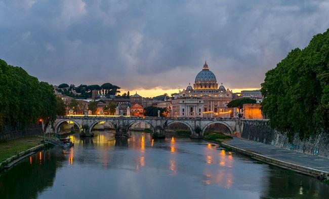 Locali dopocena a Roma
