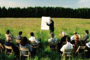 Organizzare un meeting in agriturismo