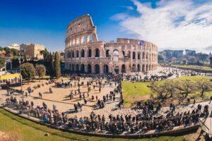 Roma e turismo