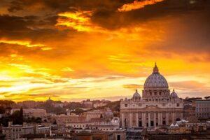 Tramonti di Roma