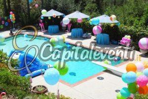 Festa in piscina, alcuni consigli su come organizzarla