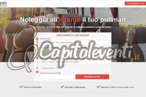 Busrapido.com, nuova startup italiana: cos'è e come funziona?